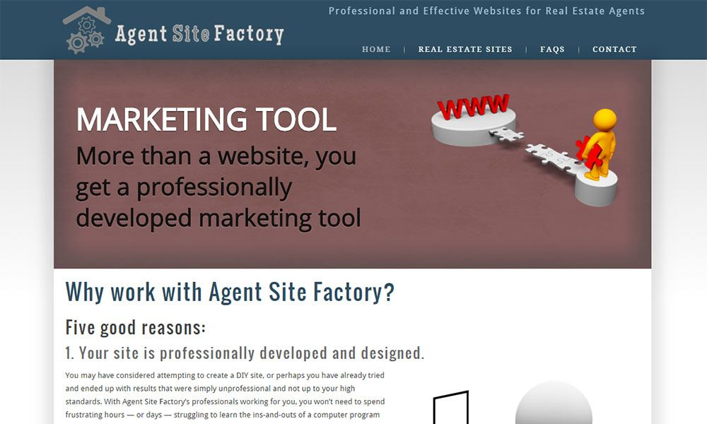 Agent Site Factory