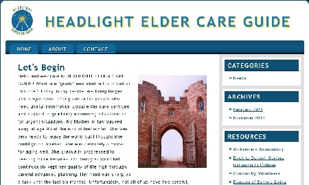 headlight elder care guide
