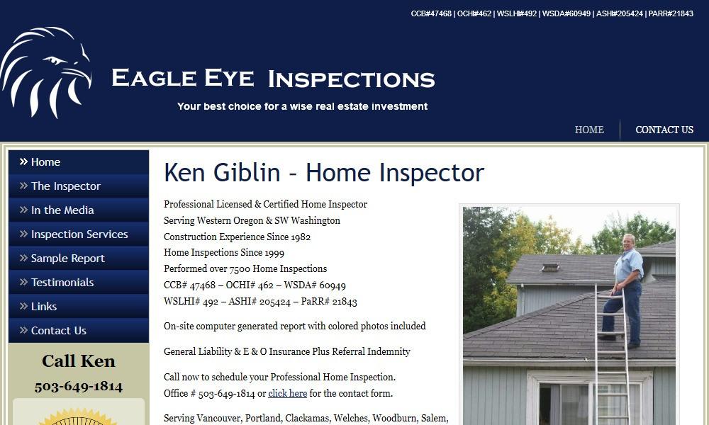 Ken's Eagle Eye
