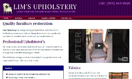 lim's upholstery