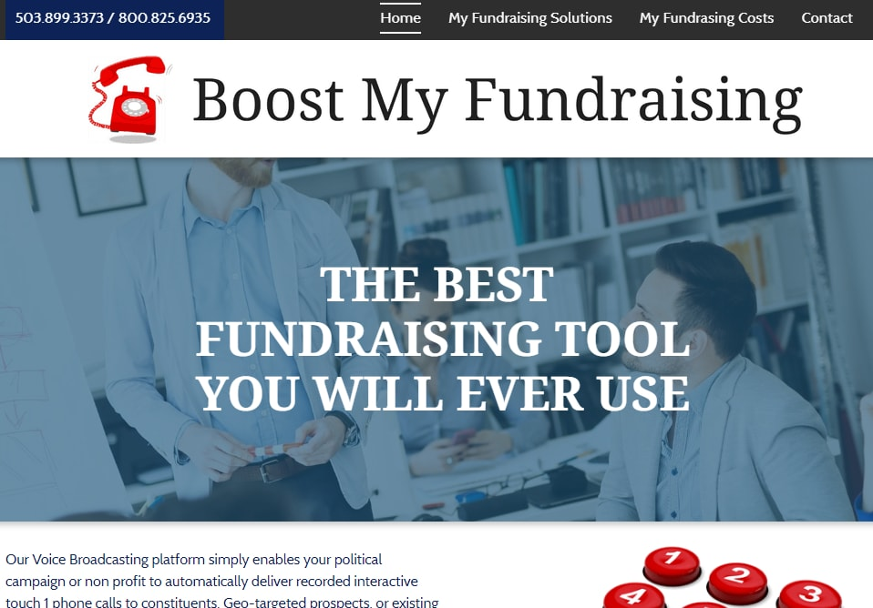 Boost My Fundraising